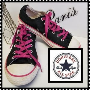 Converse All Star Low-Top Double Tongue Sneakers